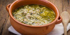 Mustgo Soup Recipe