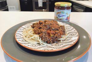 Red Cactus Spaghetti